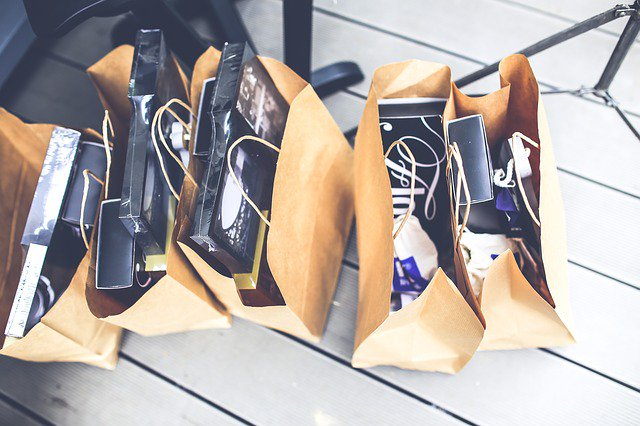 Пакети з крафта